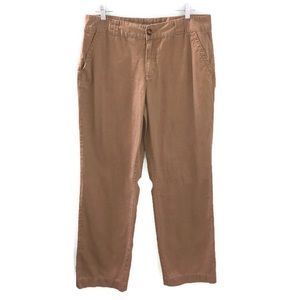 Cabela's Tan Khaki Cargo Casual Dress Pant Trouser